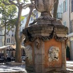Provencal-Fountain